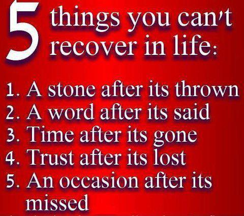 5-things-you-cant-recover-in-life